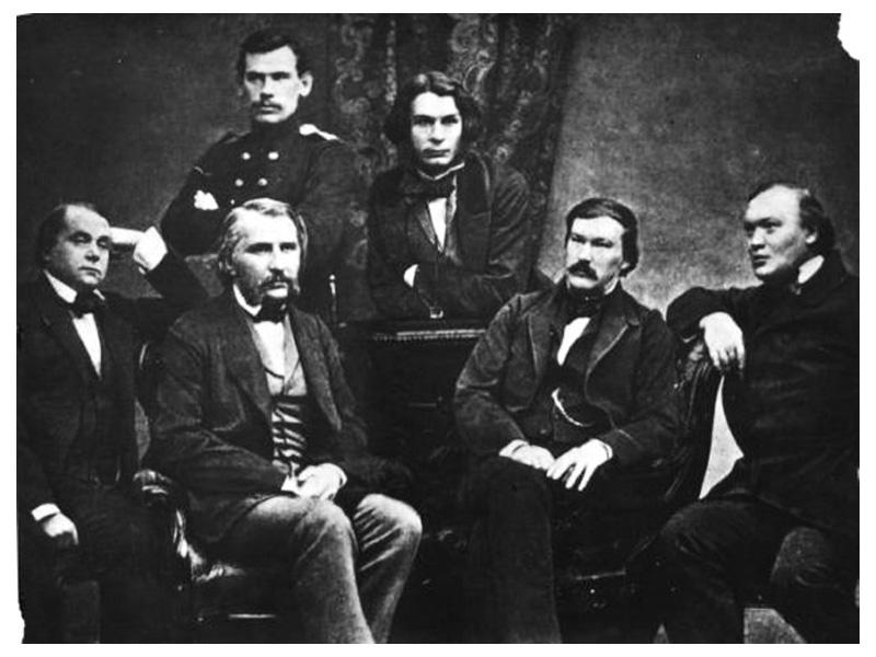 Реферат русская литература во второй половине 19 века 9870